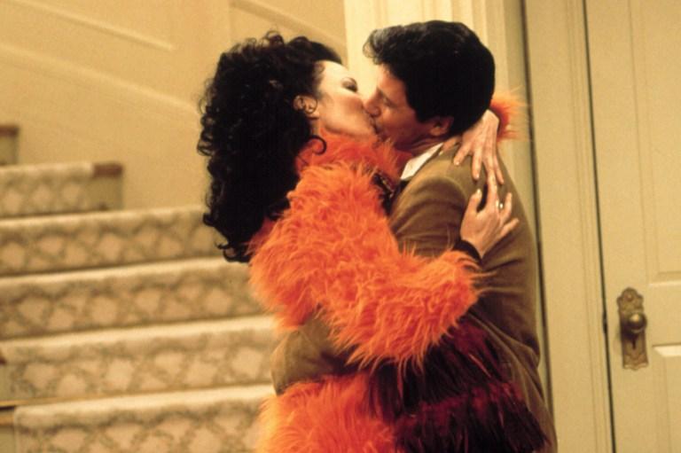 Kissing Fran Drescher made 'Nanny' star's kids upset