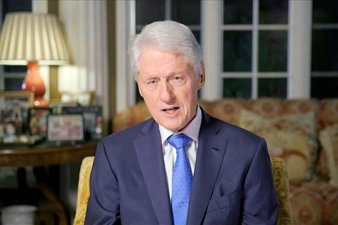 Watch Invoice Clinton admitted to hospital for non-COVID associated an infection –  Google News