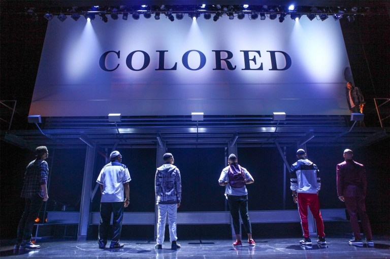 'Thoughts of a Colored Man' review: Broadway tackles changing Brooklyn