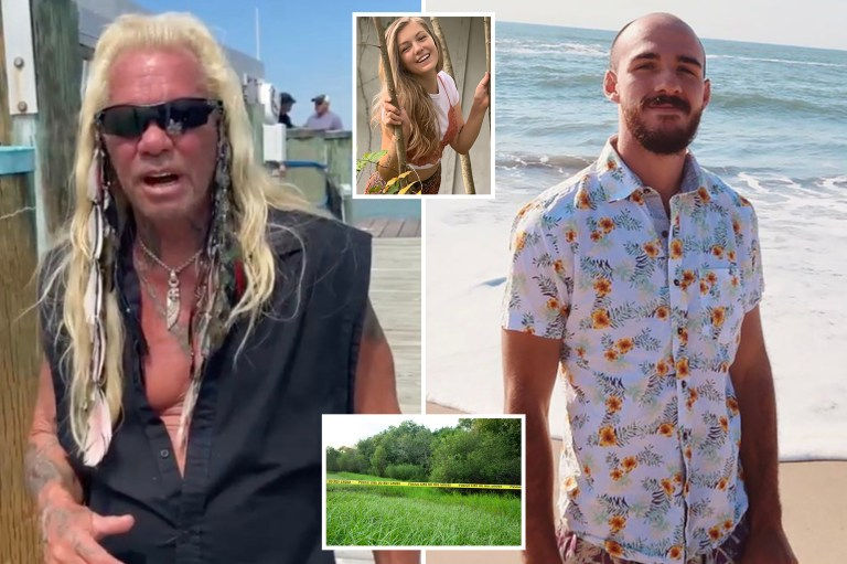 Watch Canine the Bounty Hunter calls off Brian Laundrie search after stays discovered – Google U.S. News