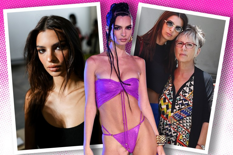 Emily Ratajkowski on the price of beauty and sexualization