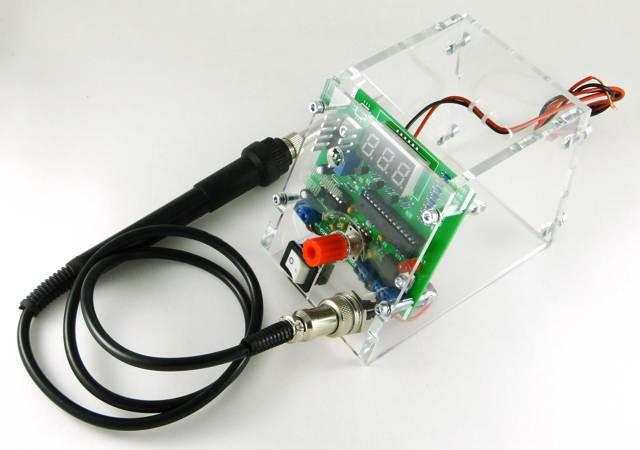 Controller firmware och konfiguration