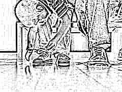 Como ensinar uma criança a amarrar os cadarços?