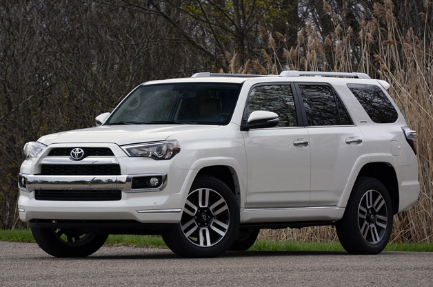 4runner 2014 Accessories Limited Toyota