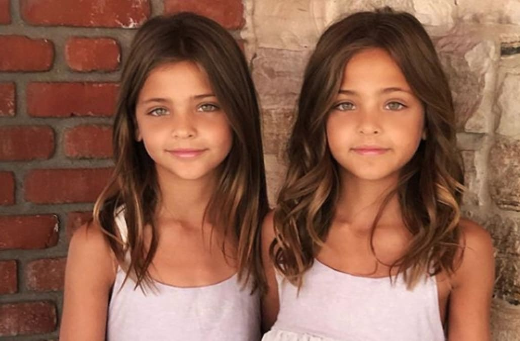 Meet the Clements twins -- the 'most beautiful twins in ...