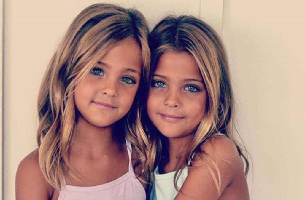most beautiful twins in the world - 730×737
