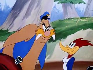 Woody Woodpecker Episode Well Oiled