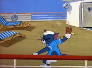 Tom And Jerry Episode Cruise Cat