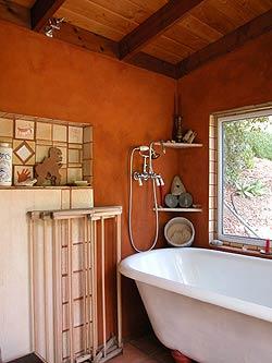 Yurt Amp Bath House Design Example