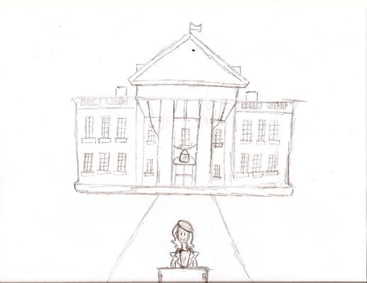 Judicial Office Decor