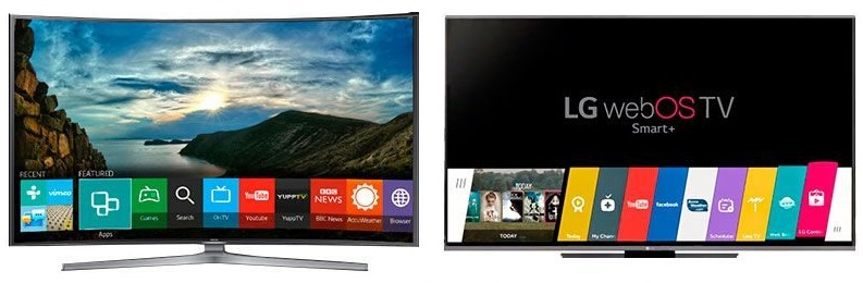 Smart TV Samsung je uživatelsky přívětivější
