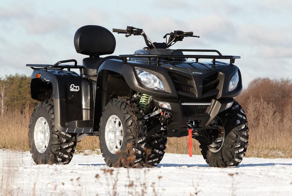 Stels ATV 700D.