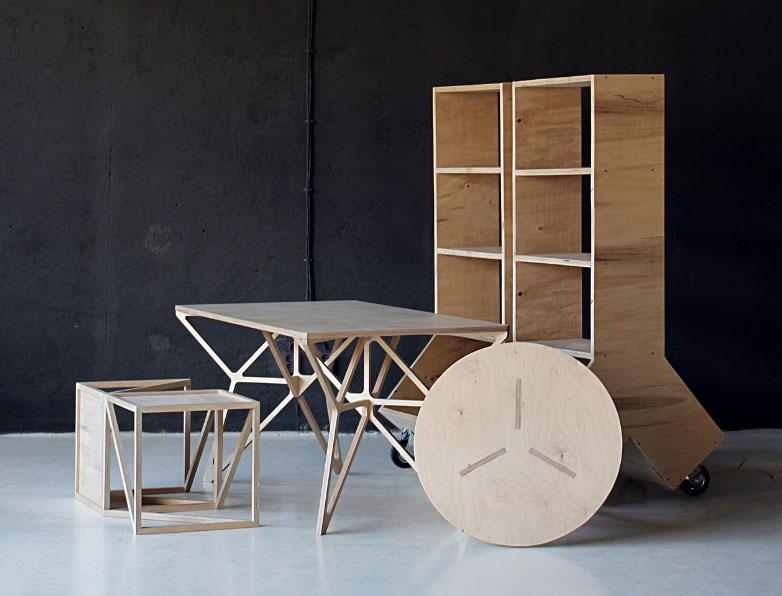 Rétegelt lemez bútorok