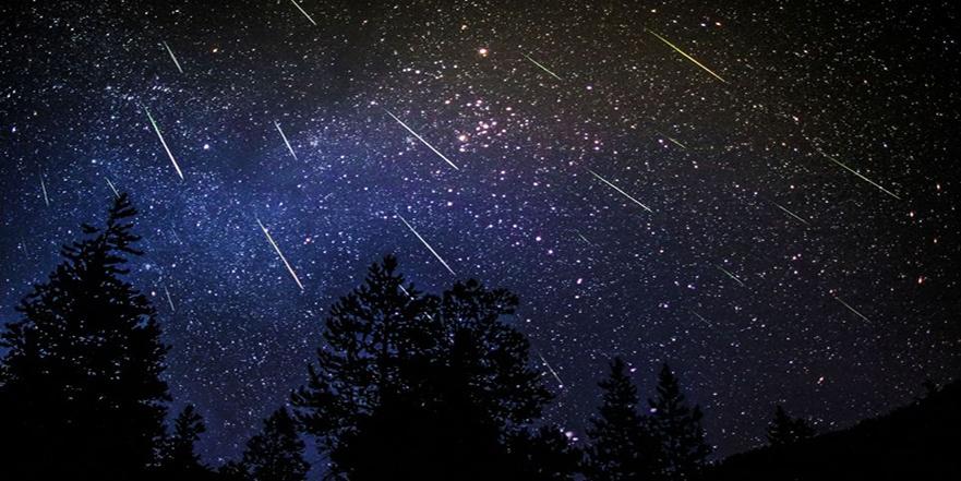 Meteor Shower Peak
