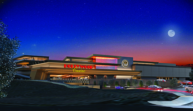 Hollywood Casino Jamul San Diego To Open Oct 10 San