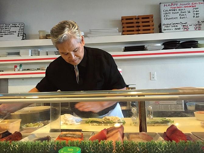 Pb Fish Shop Menu
