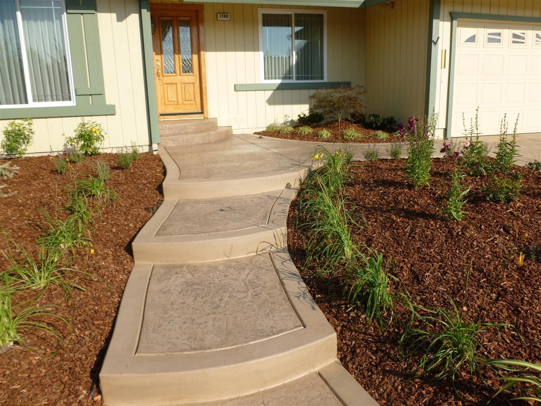 Gate Porch Steps