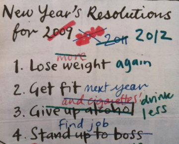 New Year s Resolutions   Setting Good Intentions   OPG failed new years resolutions21