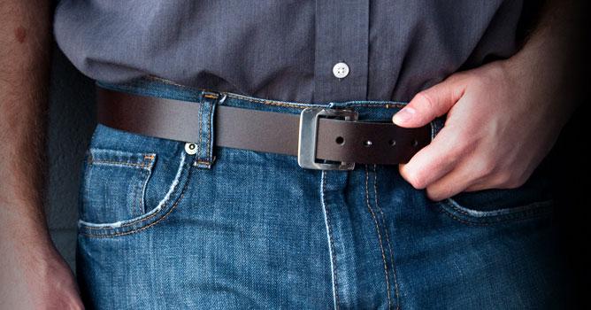 Secret Belt Buckle Knife
