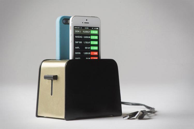 Iphone 5 Wireless Charging Dock