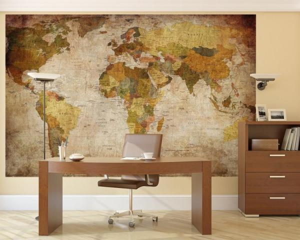 Giant World Map Poster Full HD Pictures K Ultra Full Wallpapers - Large antique world map poster
