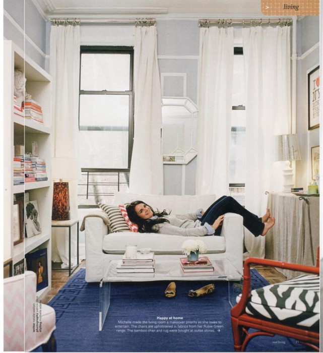 16 Tips On Arranging A Small Apartment