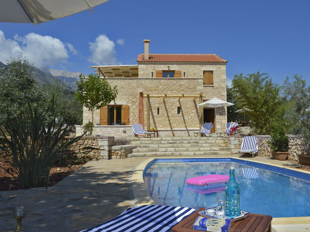 best kitchen gallery villa ariadne solid stone villa with private swimming pool of stone villa