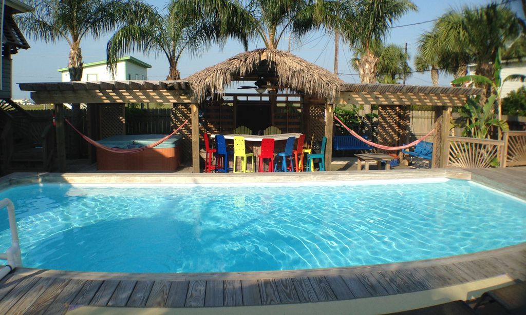 Beach Houses Galveston Rentals Jamaica Tx