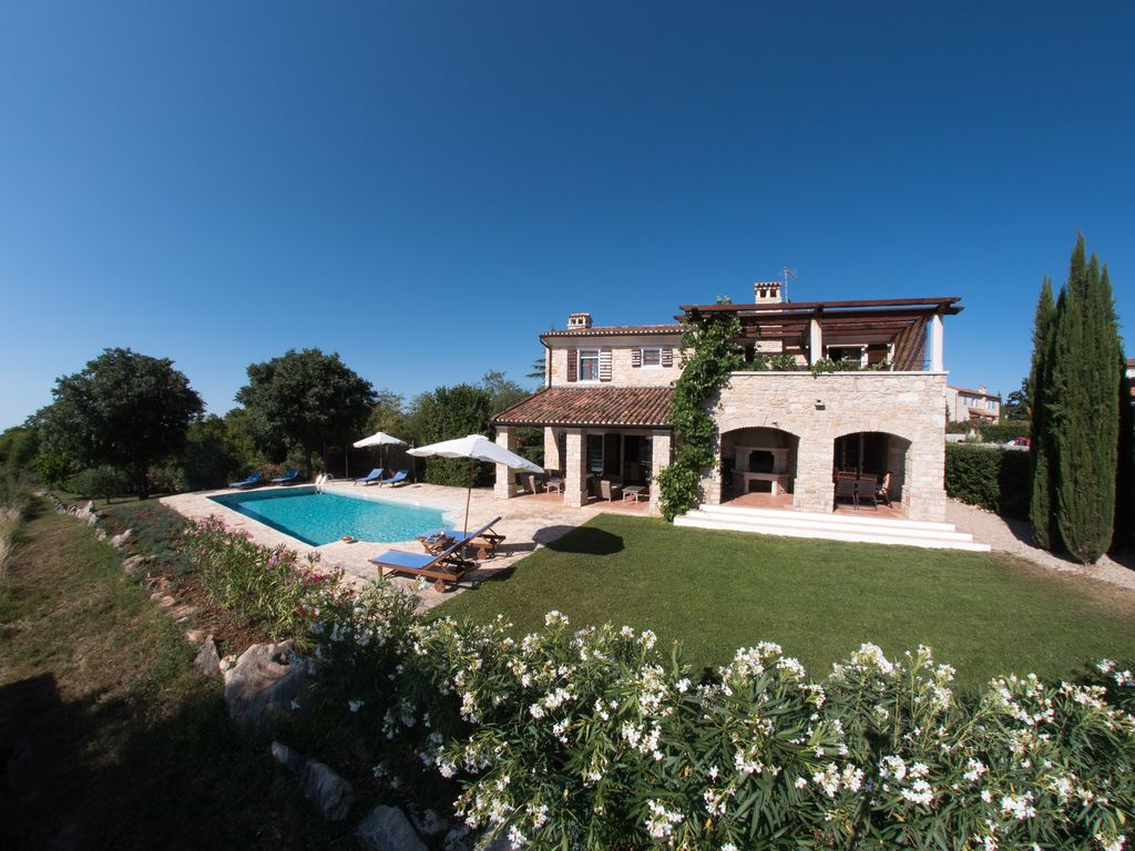 best kitchen gallery villa olivia luxury stone villa with large heated pool air con of