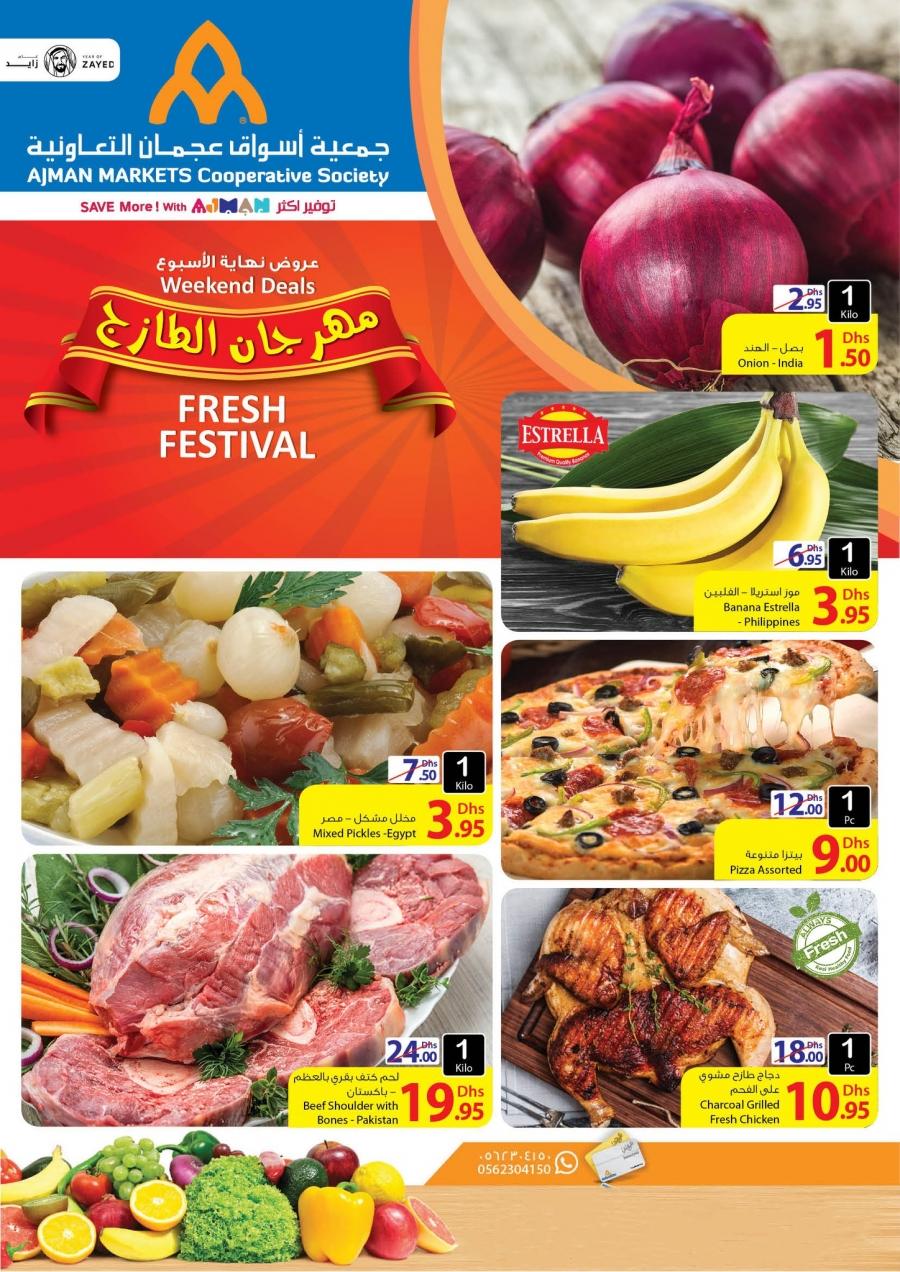 Fresh Market Weekend Specials