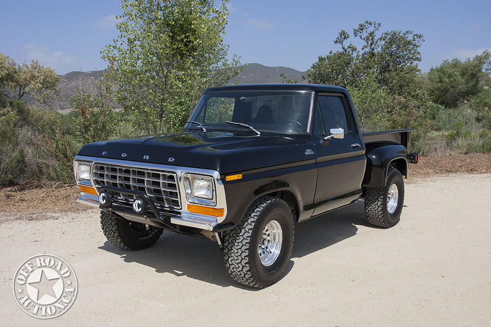 Ford 79 Built Road Bronco