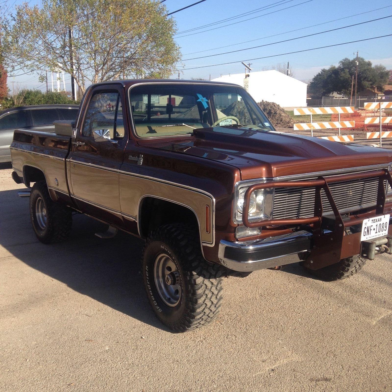 4 1990 Chevy X Ton 4 3 Silverado 4