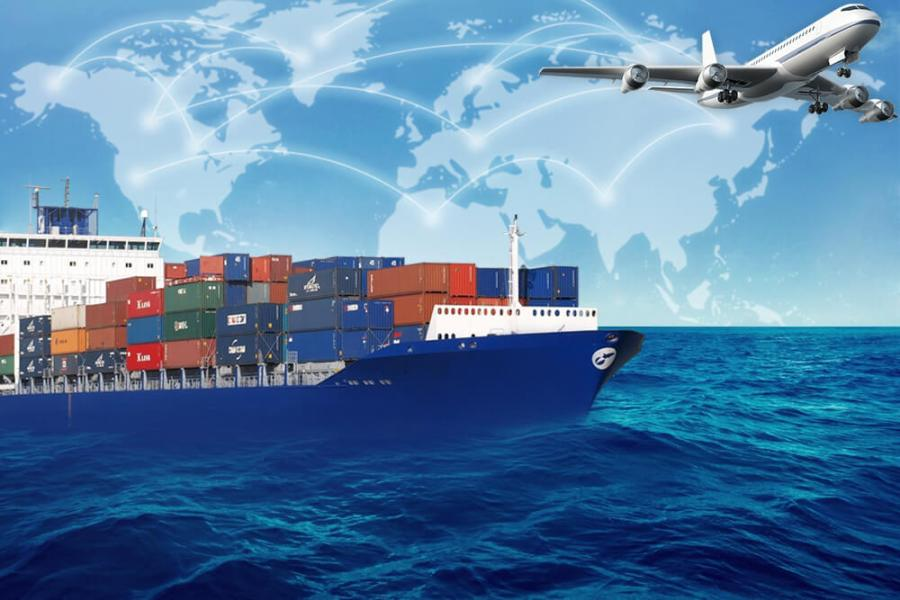 Freight Forwarding  Air Freight vs  Sea Freight   TBOS Freight Forwarding  Air Freight vs  Sea Freight