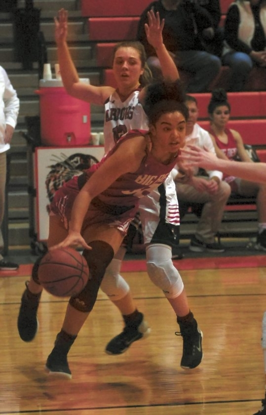 PARKERSBURG HIGH GIRLS' BASKETBALL: Excitement flowing at ...