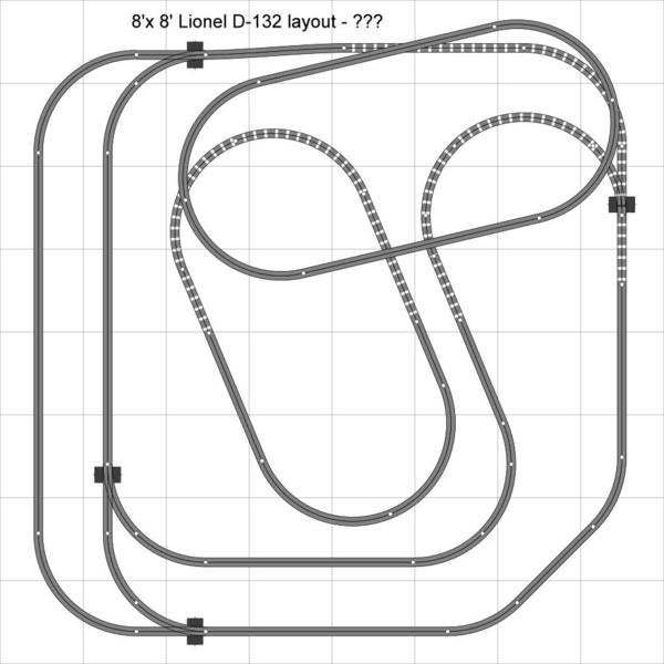 Lionel Fastrack Track