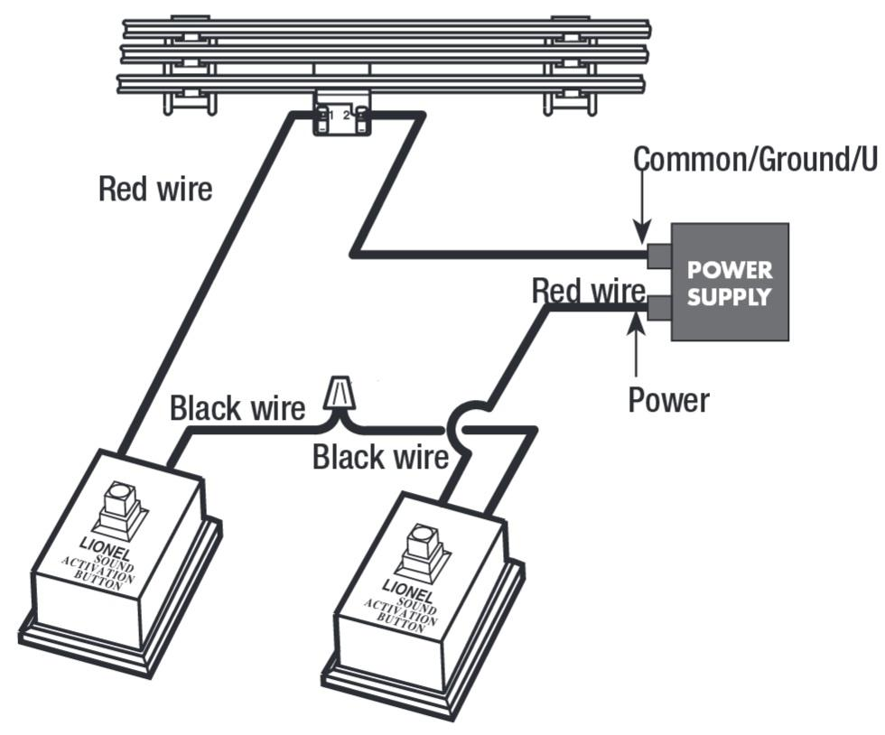 Ho Slot Car Track Wiring Diagram
