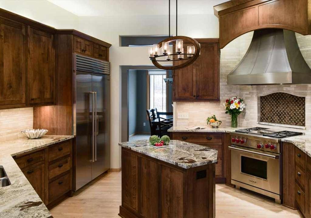 Granite Kitchen Design Pictures