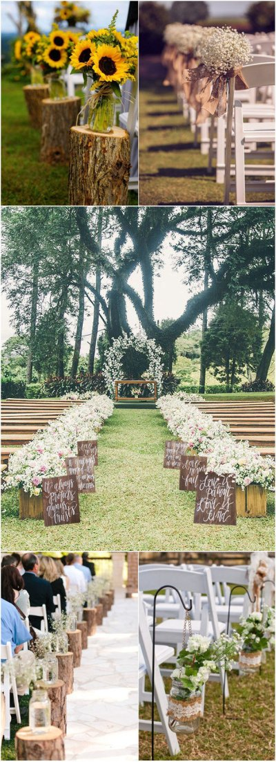 32 Rustic Wedding Decoration Ideas to Inspire Your Big Day ...