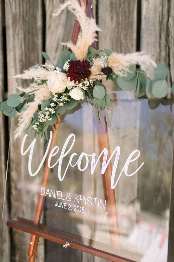 30 Stunning Wedding Welcome Sign Ideas To Steal Page 2 Of 2 Oh Best Day Ever