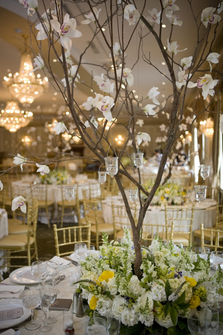 Centerpieces Wedding Tables Budget
