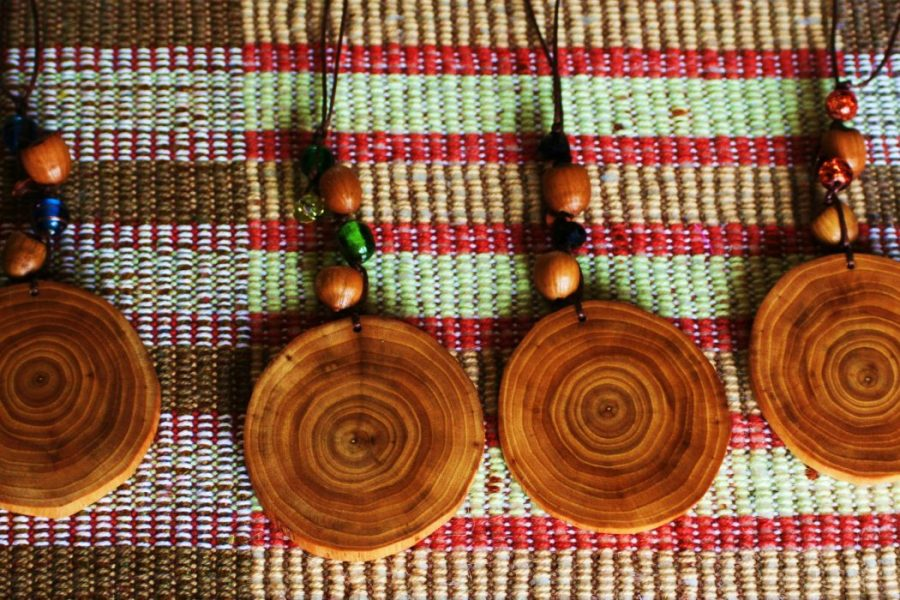 4 Wooden Handmade Accessories to Wear This Year   Ohindustry Your     wood accessories