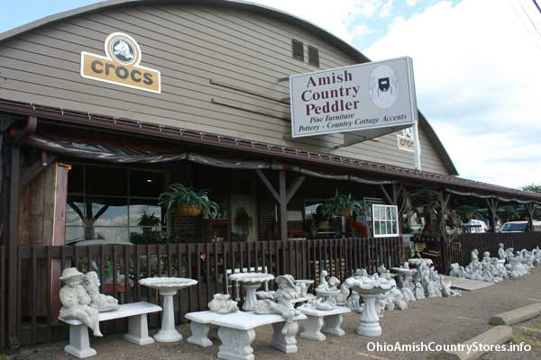 Amish Furniture Ohio Holmes County
