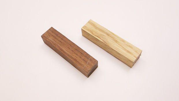 Blanks de madeira