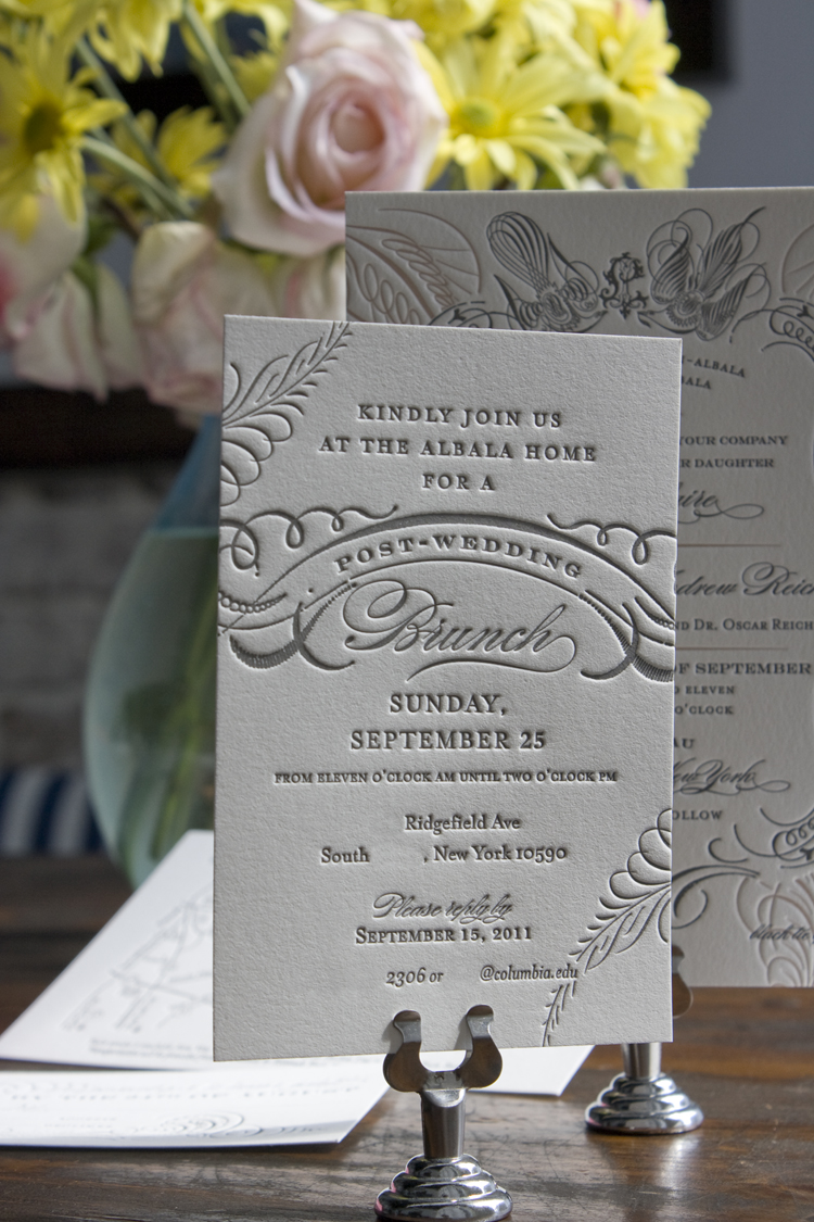 Bride Invitation Card