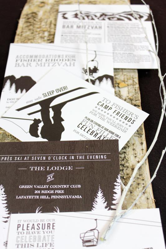 Custom Vintage Invitations