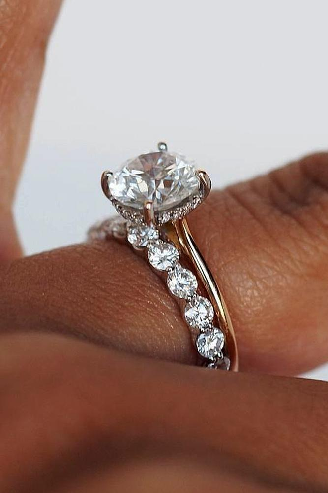 21 Rose Gold Engagement Rings By Famous Jewelers Oh So Perfect Proposal