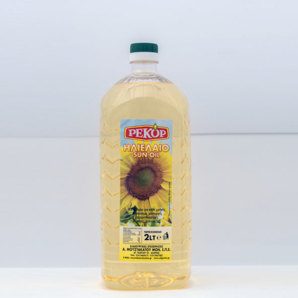sunflower oil 2lt RECOR