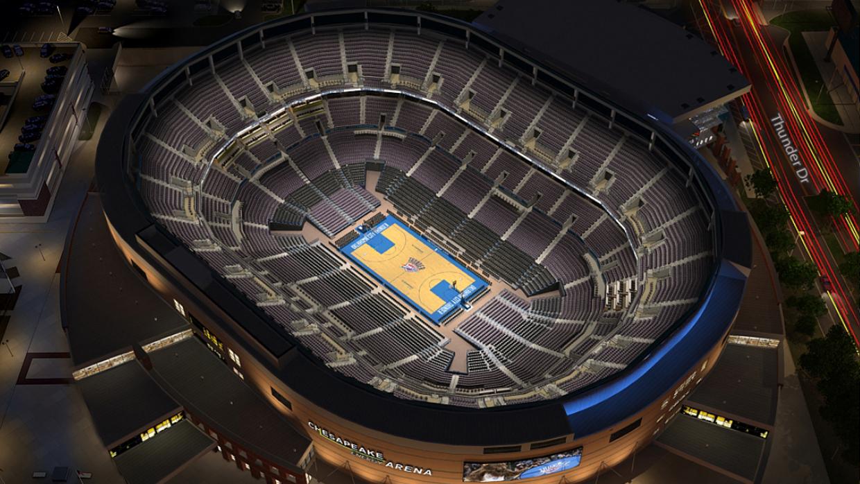 Madison Square Garden Floor Plan