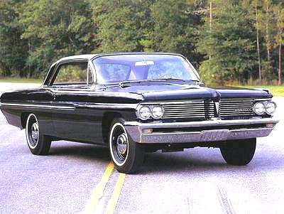 A Picture Review of the Pontiac from 1960 to 1977 1962 Pontiac Tempest Convertible