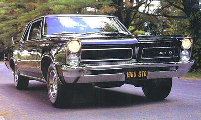 A Picture Review of the Pontiac from 1960 to 1977 1965 Pontiac Acadian